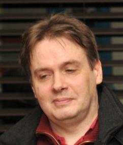 Internationaler Meister Ulf von Herman